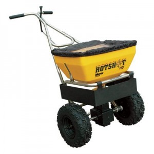 Meyer Hot Shot Walk-Behind spreader
